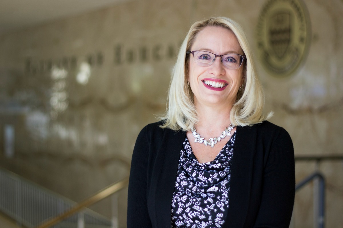 Dr. Jennifer Tupper, Dean of the Faculty of Education, University of Alberta. We speak about how universities educate future teachers.